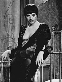 As Sally Bowles in Cabaret