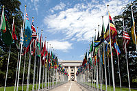 List of specialized agencies of the United Nations