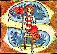 King Saint Stephen, the first King of Hungary, converted the nation to Christianity.