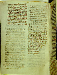 The oldest extant Hungarian poem, Old Hungarian Laments of Mary (1190s)
