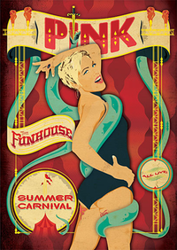 The Funhouse Summer Carnival Tour