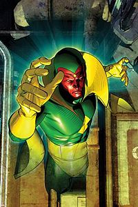 Vision (Marvel Comics)