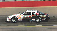 Robert Yates Racing first car in 1989 with Davey Allison driving
