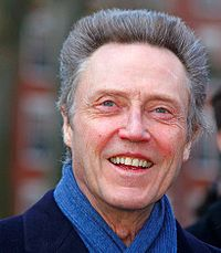 Christopher Walken on stage and screen