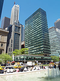 Lever House by Skidmore, Owings & Merrill (1951–52)