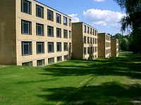 ADGB Trade Union School by Hannes Meyer and Hans Wittwer (1928-30)