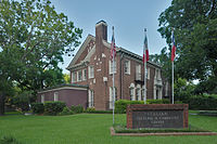 Italian Cultural and Community Center (Logue House) in the Houston Museum District