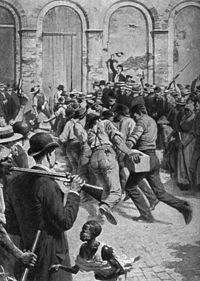 One of the largest mass lynchings in American history involved the lynching of eleven Italian immigrants in New Orleans in 1891.