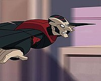 Vulture (Adrian Toomes) in The Spectacular Spider-Man animated series.