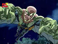 Vulture (Adrian Toomes) in the Spider-Man animated series.
