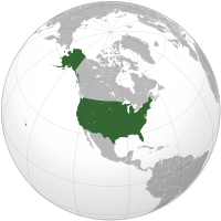 Index of United States–related articles