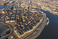 The Old Town of Stockholm (Gamla stan)