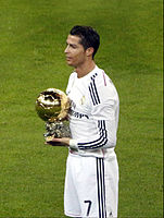 List of career achievements by Cristiano Ronaldo