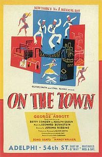 On the Town (musical)
