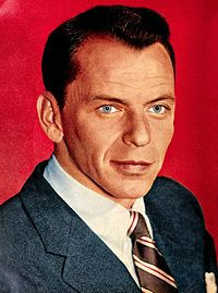 Frank Sinatra was the first two-time winner and three-time winner. He won in 1960, 1966 and 1967.