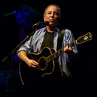 Three-time winner Paul Simon won twice as the main credited artist, in 1976 and 1987.