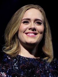 Two-time winner Adele won in 2012 and 2017.