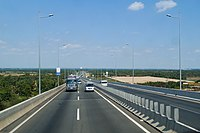 HCMC–LT–DG section of the North–South Expressway.