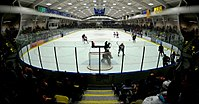 Coquitlam Express hockey at the Poirier Sport & Leisure Complex