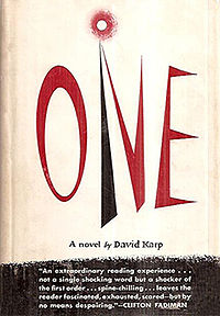 One (David Karp novel)