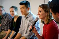 Jennifer Billock, CEO of CouchSurfing from October 2013 to October 2015