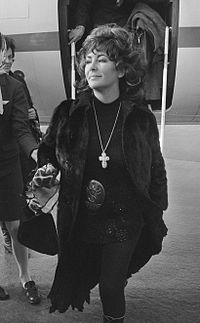 Taylor in 1971